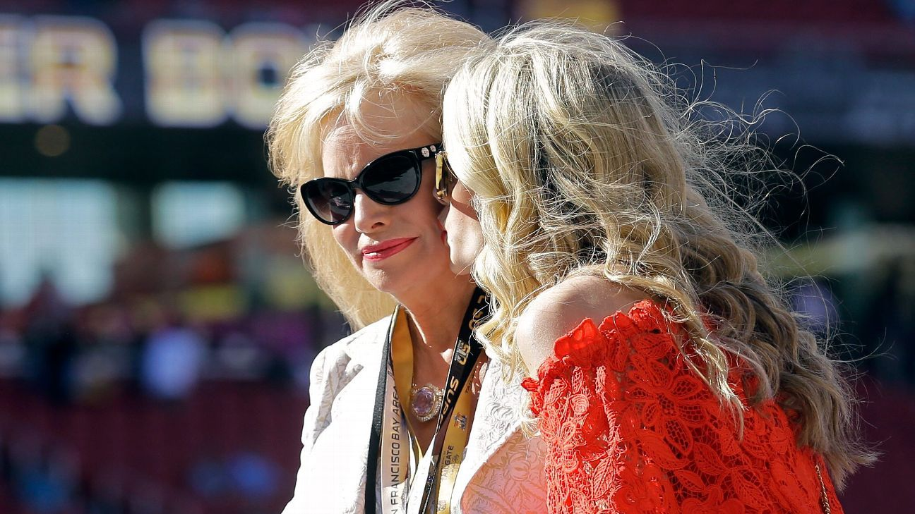 The wife of Denver Broncos owner Pat Bowlen, Annabel Bowlen, has been diagnosed wtih Alzheimer's disease.