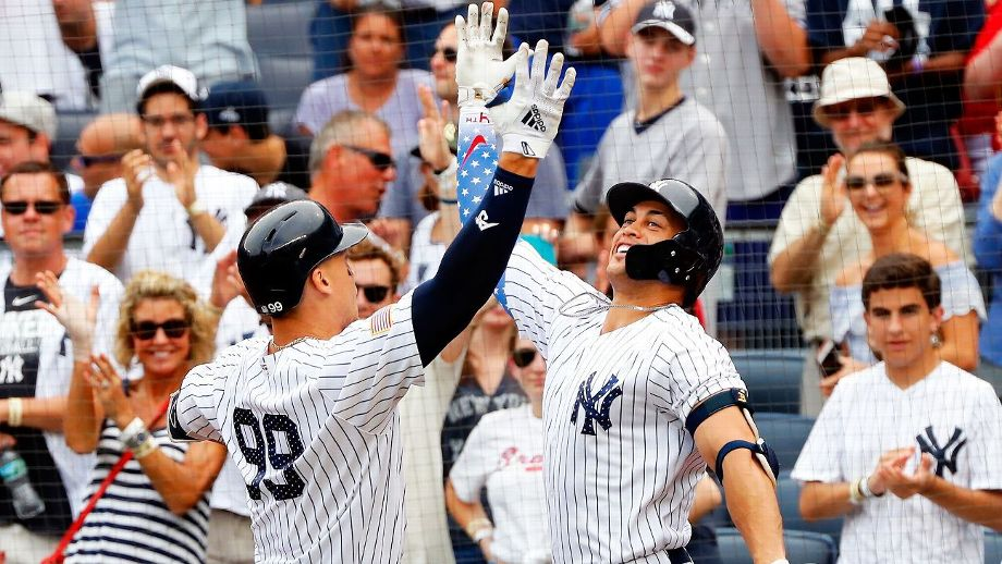 Yankees on pace to make home run history in second half (espn.com)