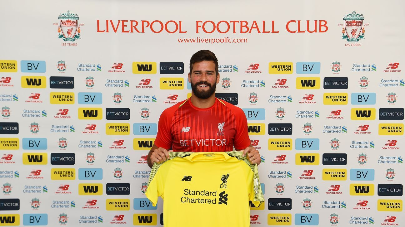 Alisson a boost but title talk premature at Liverpool