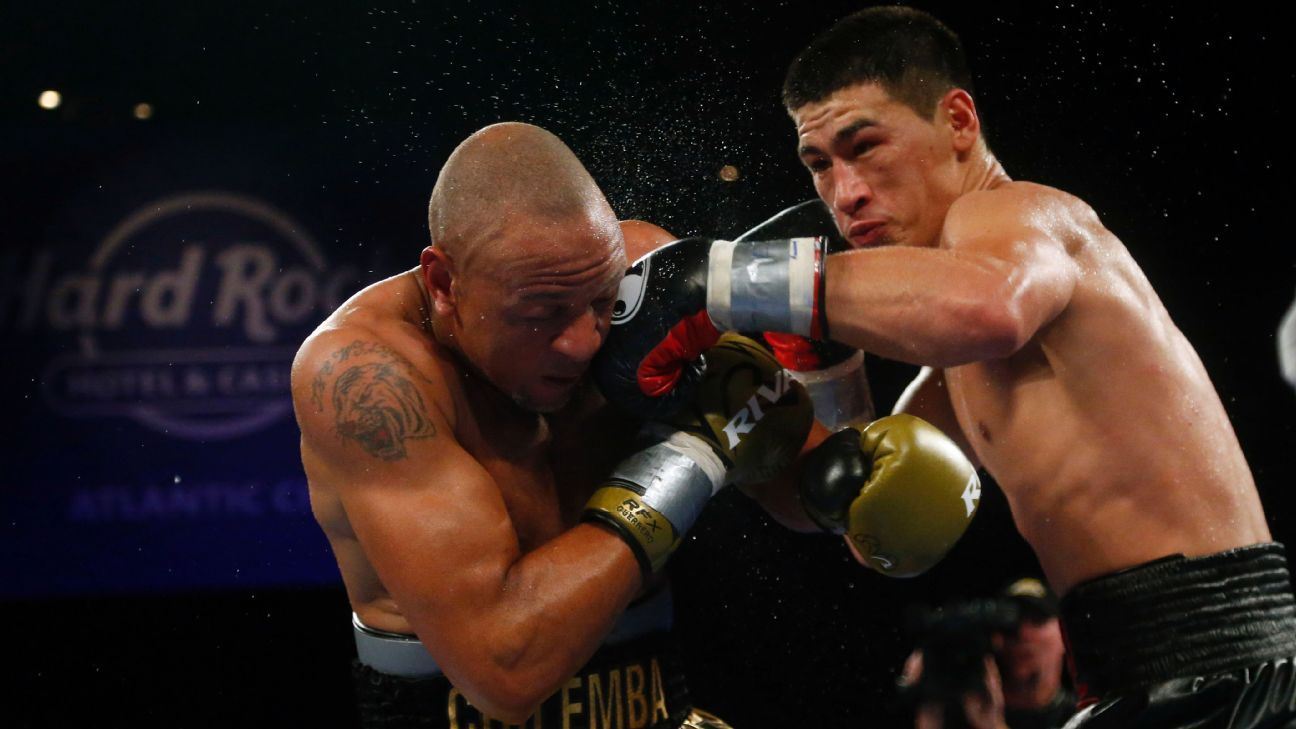 Dominant but dull title defense by Dmitry Bivol