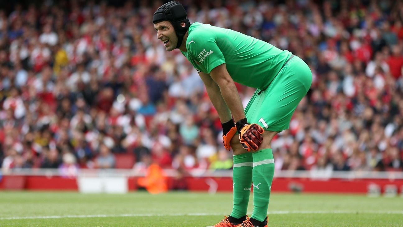 Is Cech really better than Leno at Arsenal?