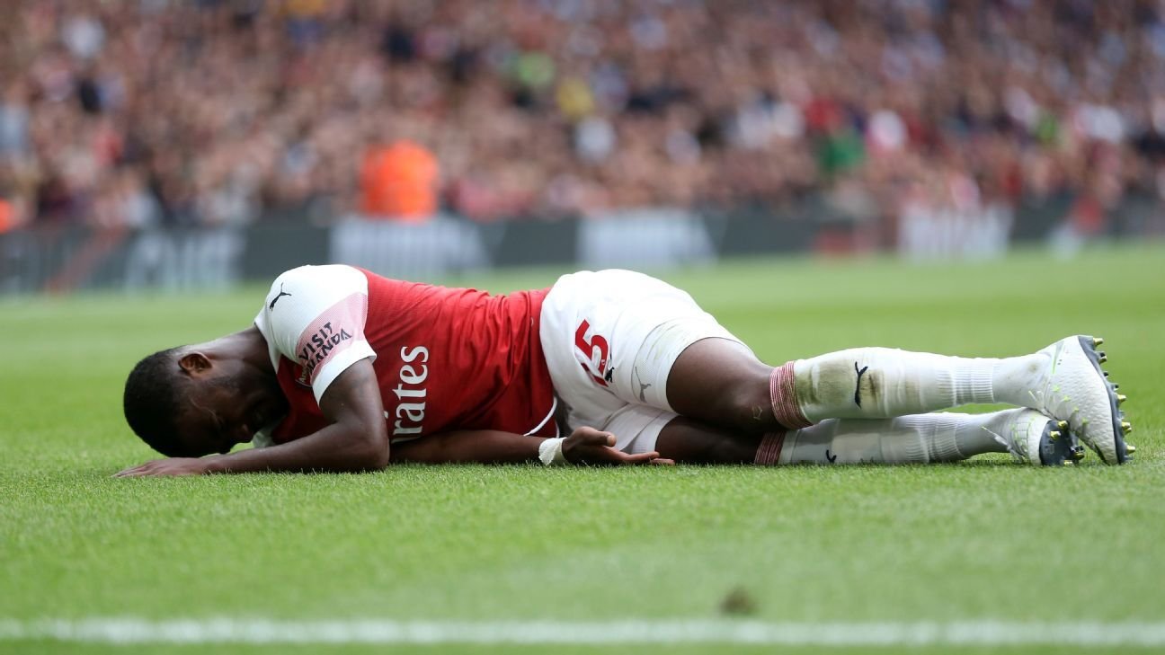 Maitland-Niles faces up to eight weeks out