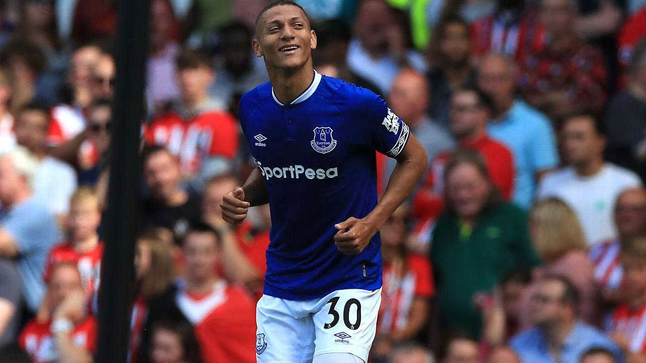 Richarlison, Sigurdsson 8/10 as Everton come out winners