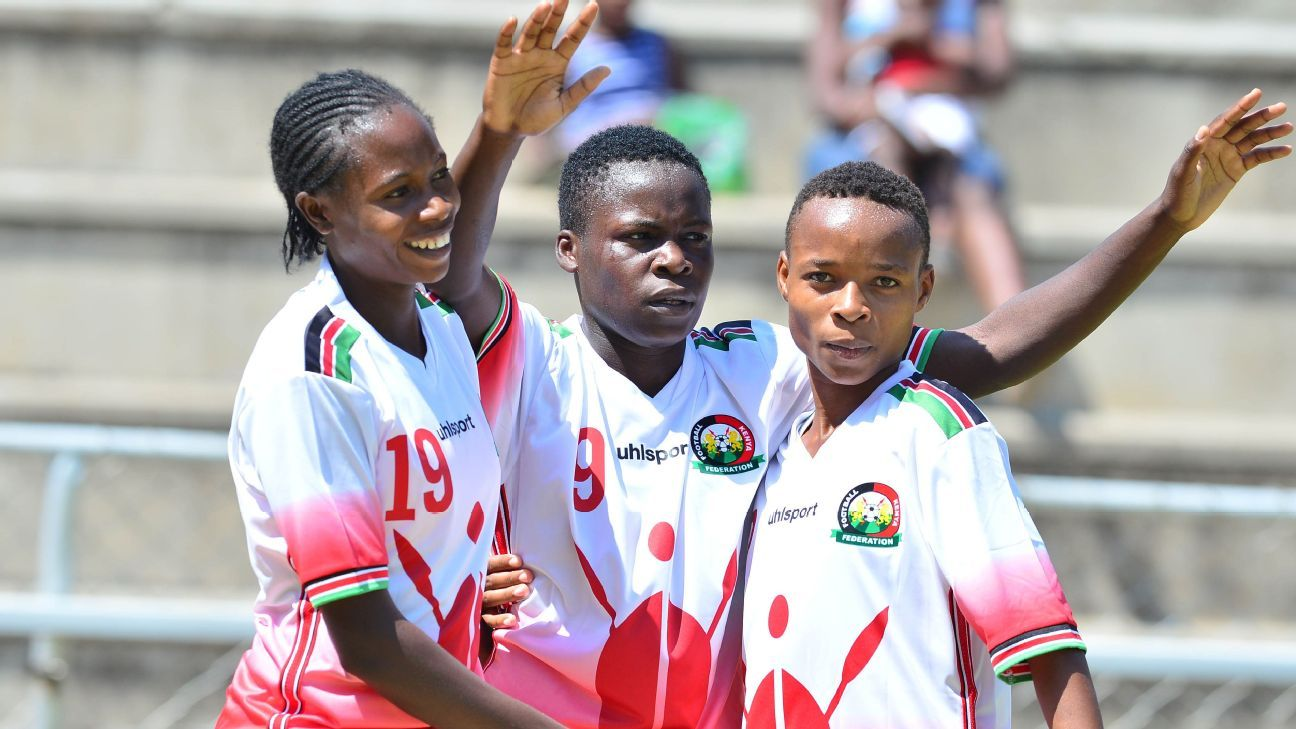 Kenya have withdrawn interest in hosting 2018 AWCON - Nick Mwendwa