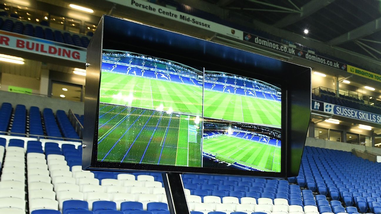 VAR to be trialled in Premier League games
