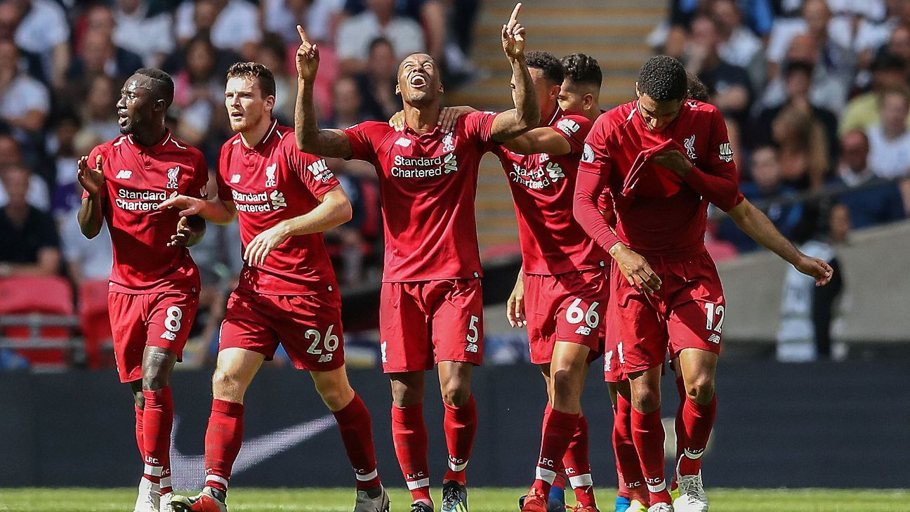 Liverpool pass another test, plus Ronaldo gets off the mark