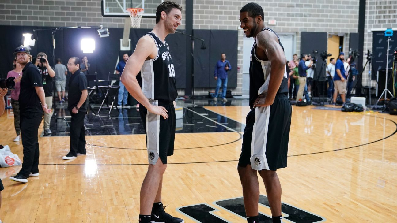 Spurs feel some relief with absence of Kawhi Leonard drama