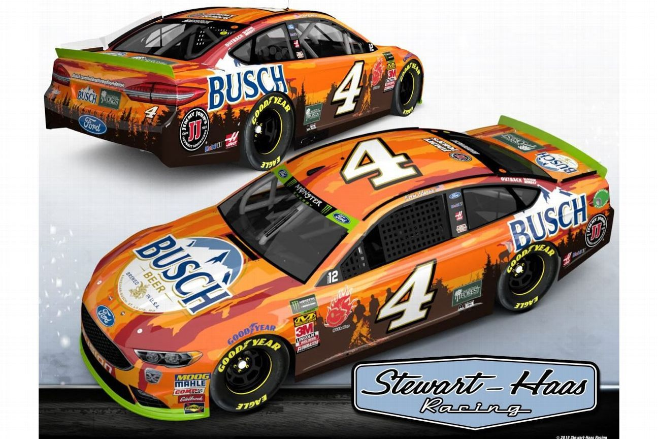 Busch Beer Protech Our National Forests Lionel Racing Forums
