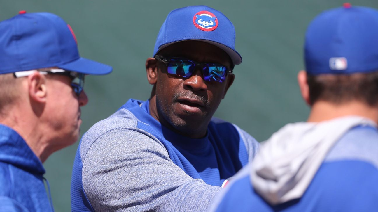 Chili Davis fired as Chicago Cubs' hitting coach