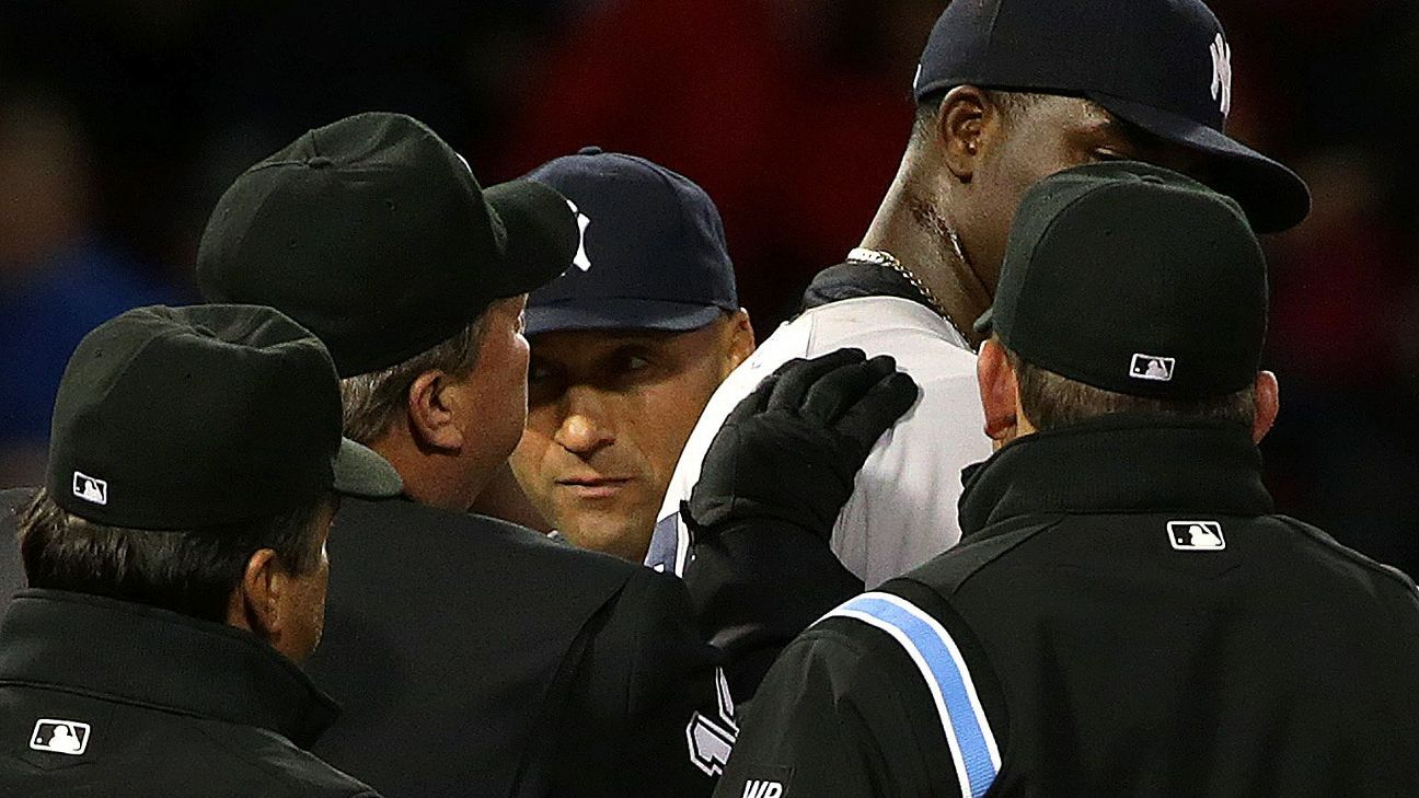 Olney: Pine tar in the postseason could put MLB in a ...