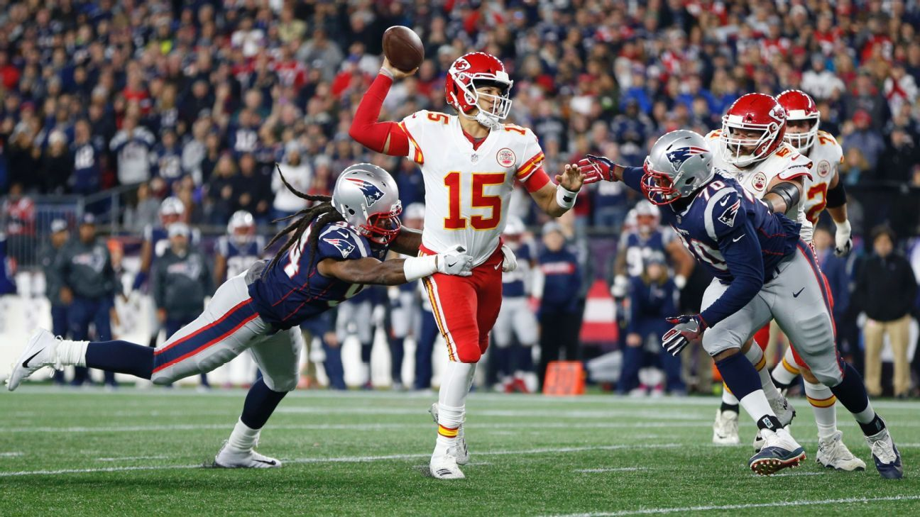 The Chiefs are still in the AFC driver's seat, but a two-game losing streak to division leaders could turn their season in the wrong direction.