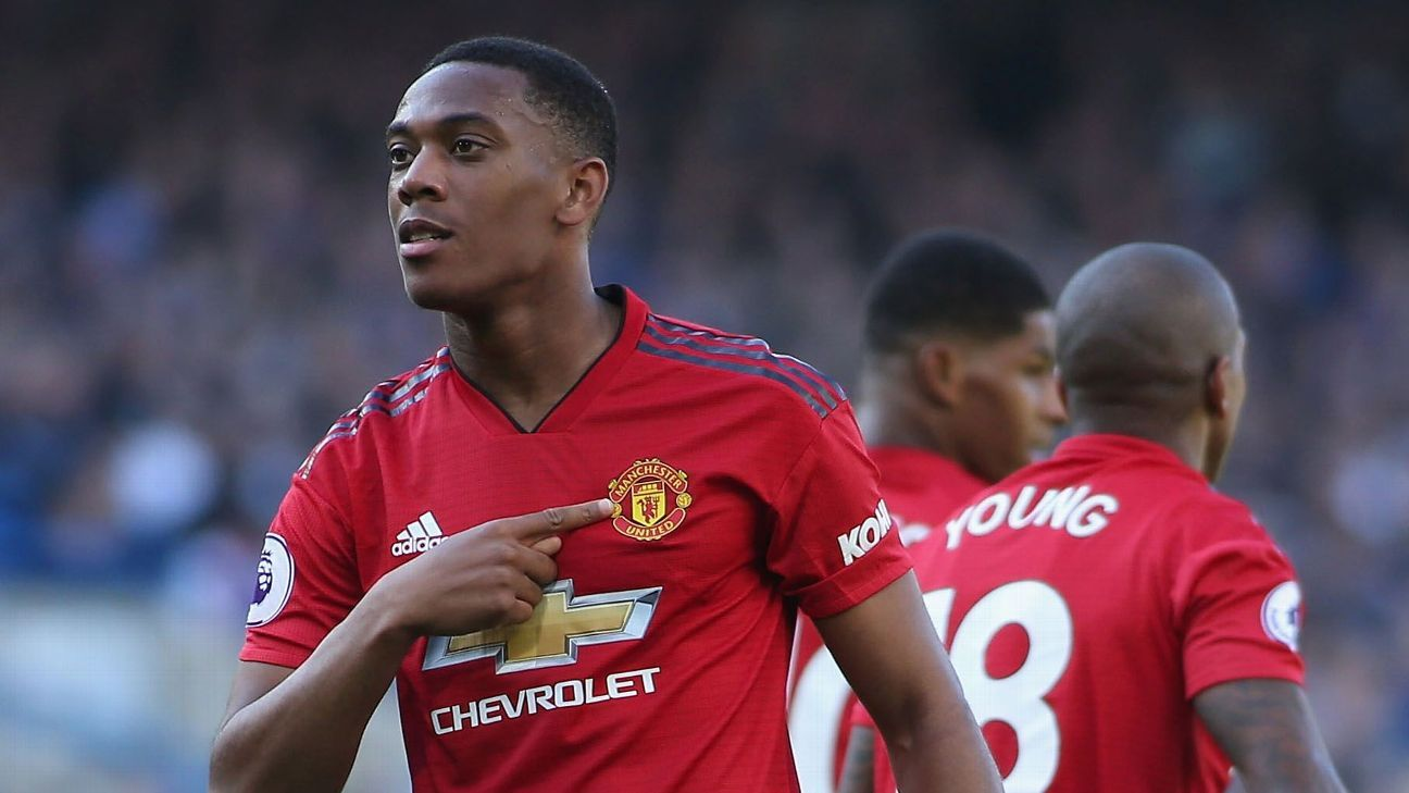 """Martial on his relationship with Mourinho: """"Come on, things were not tense between us to begin with."""""""