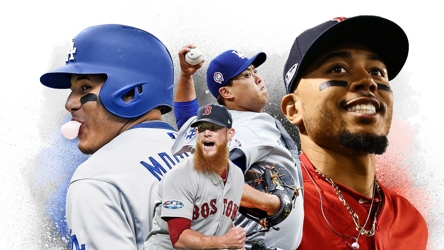 Two sentences about each of the 50 players in the World Series