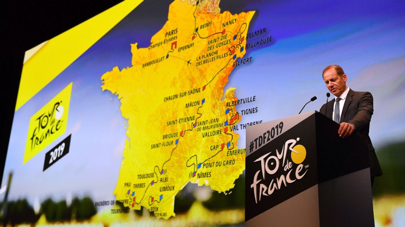 Tour de France 2019 to start in Brussels