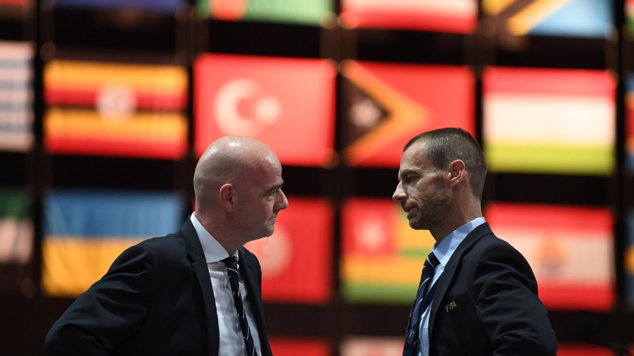 Why the FIFA Council could change football forever