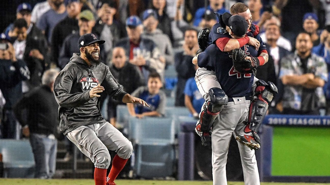 Roundtable: How will we remember the 2018 World Series and more?