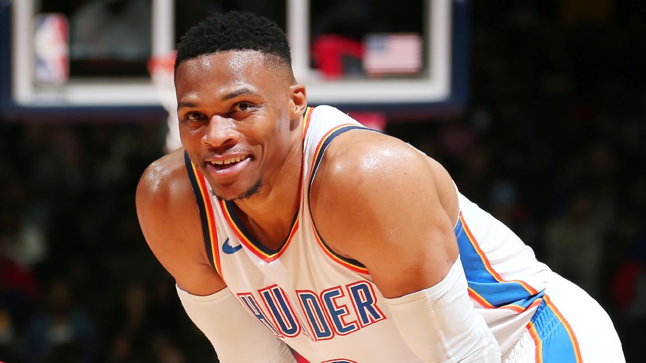 Russell Westbrook returns at Sacramento after 6 games out