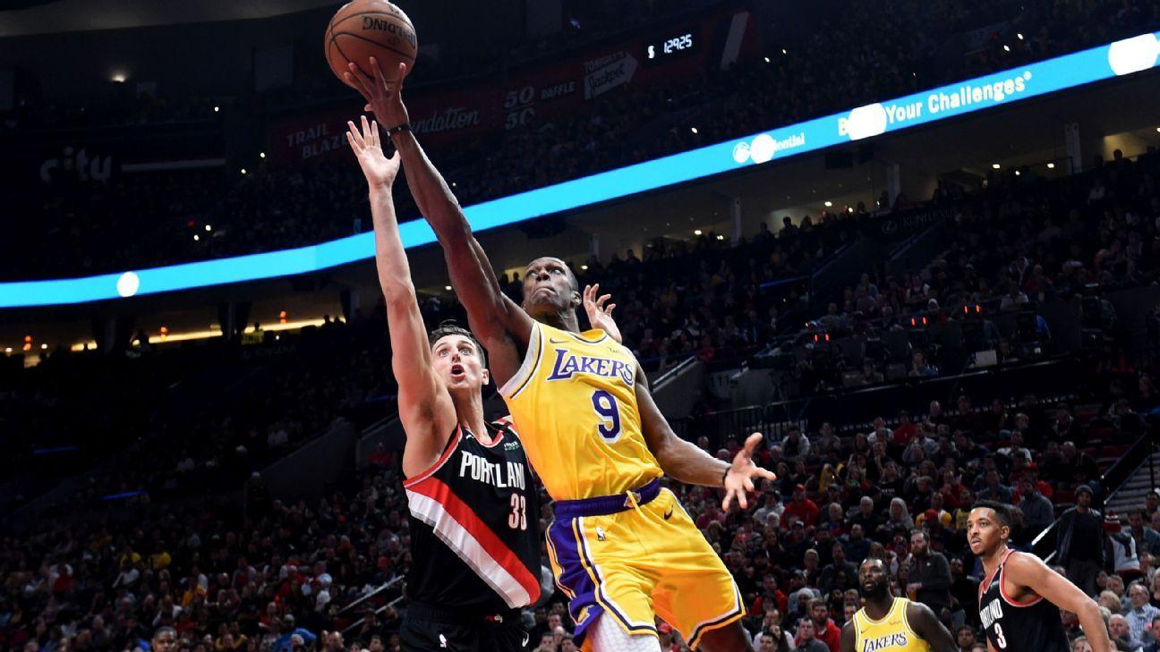 Fantasy basketball -- Rajon Rondo among top fantasy ...