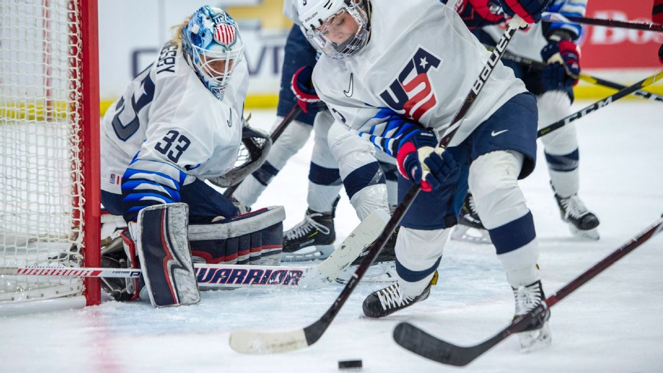 Brodt lifts U.S. past Canada in 4 Nations Cup