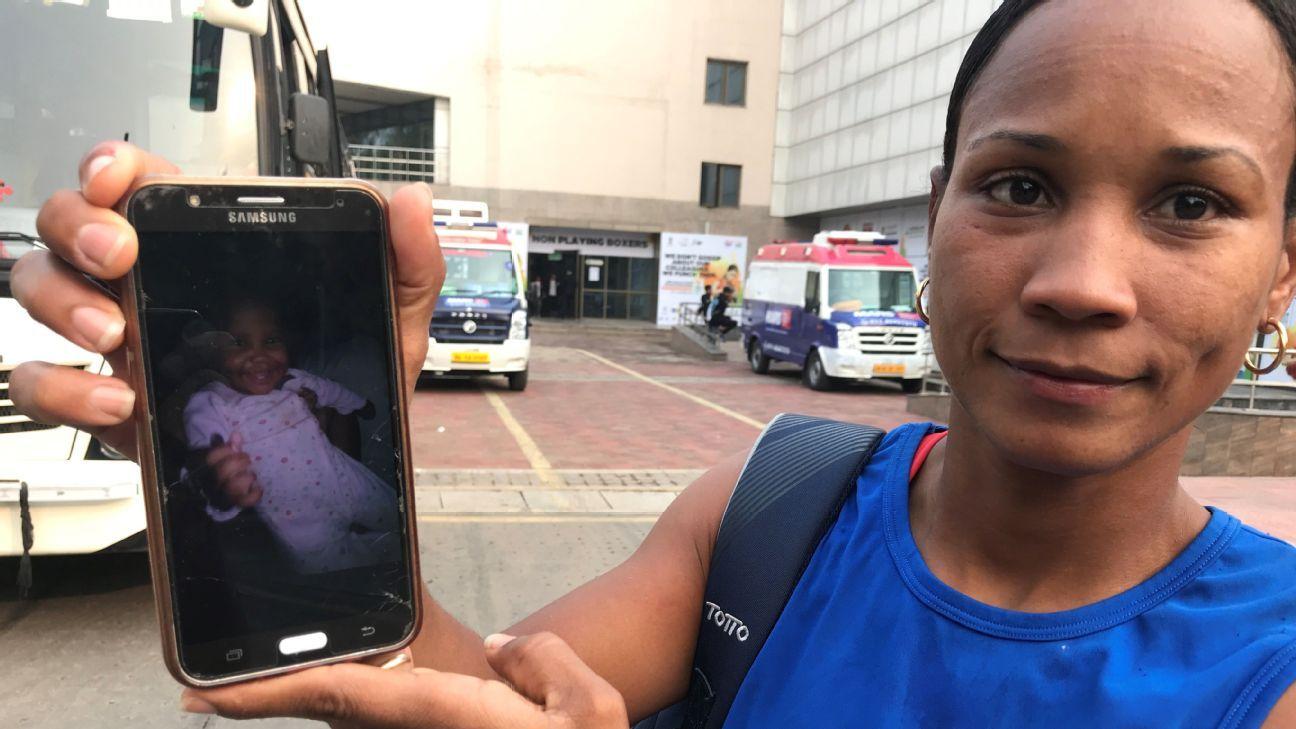 Boxer, crime fighter, grandmother: Meet Panama's Elisa Williams