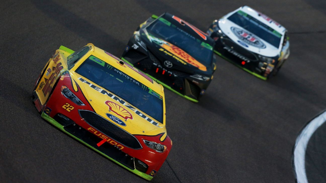 Logano wins at Homestead to claim NASCAR title