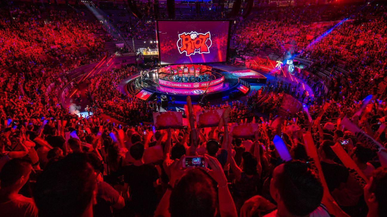Riot Games announces European League of Legends teams and rebranding