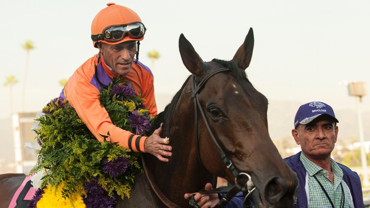 Hall Of Fame Jockey Gary Stevens Says He Is Retiring