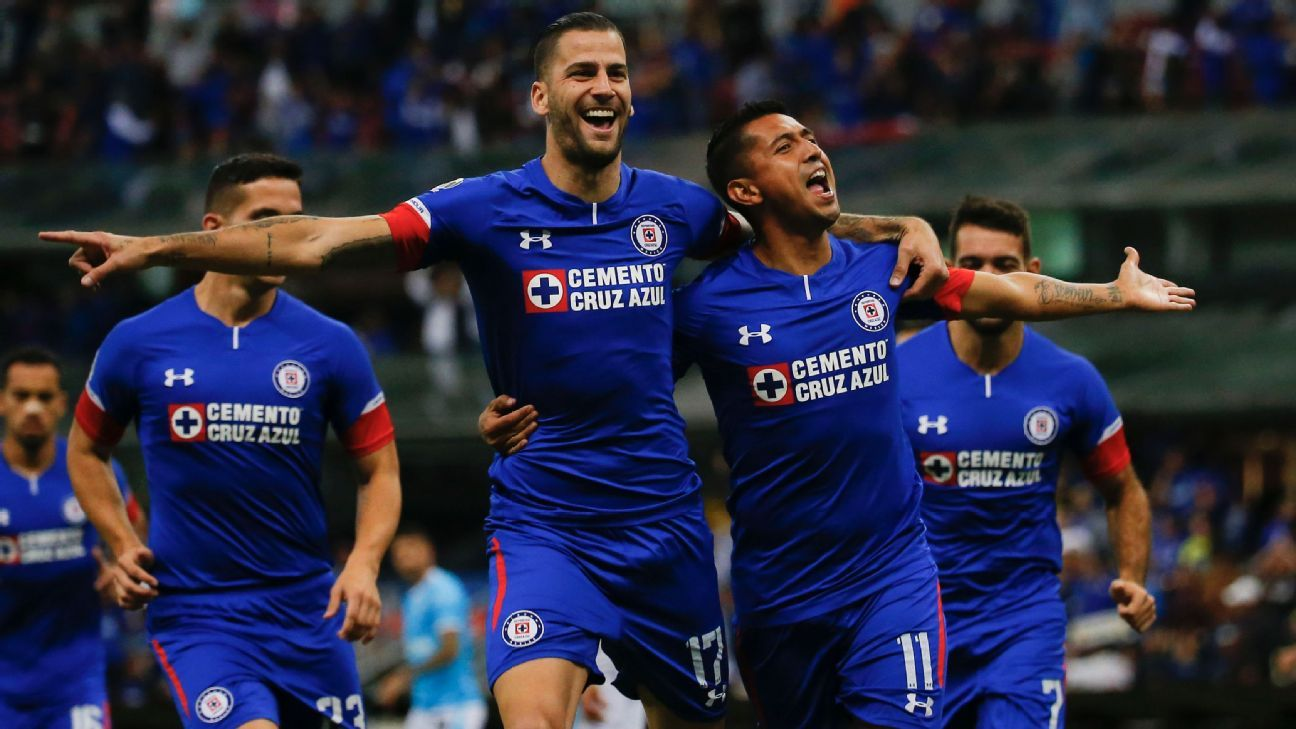 Cruz Azul vs. Querétaro - Reporte del Partido - 1 ...