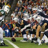 Jets en Patriots