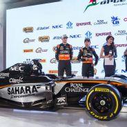 Autos F1 2015