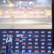 Pesaje oficial: UFC 188