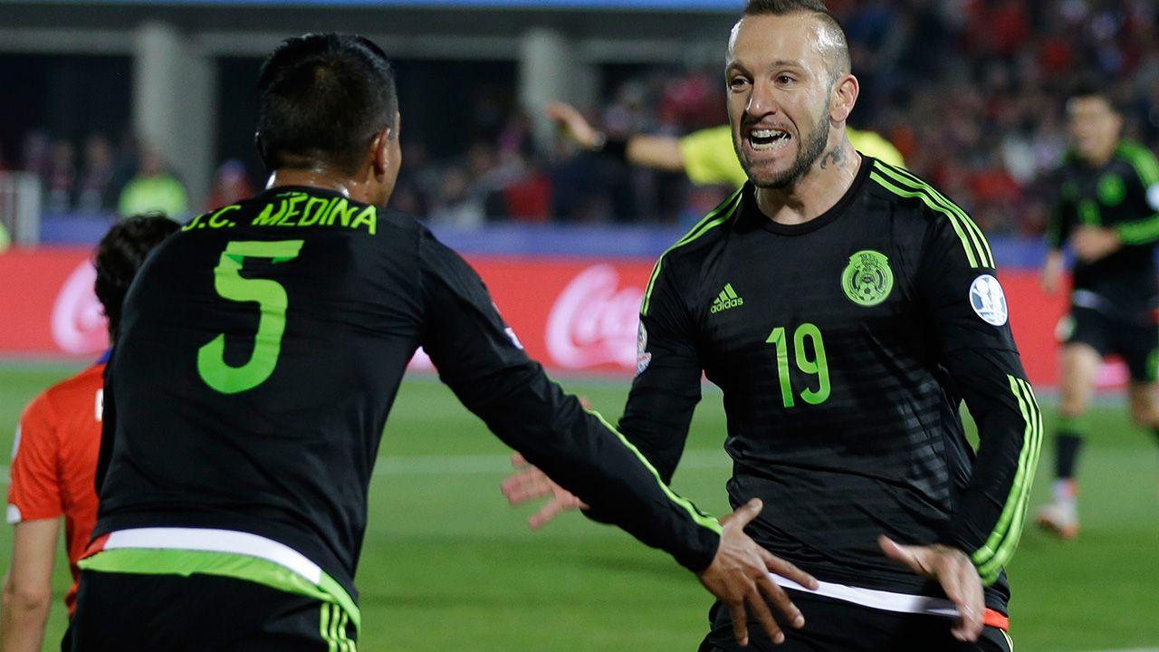 Chile v México