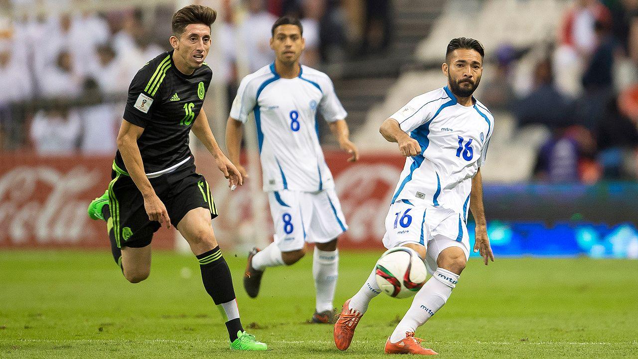 México vs. El Salvador