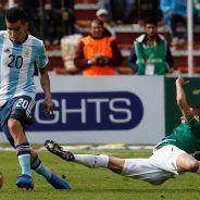 BOLIVIA vs. ARGENTINA