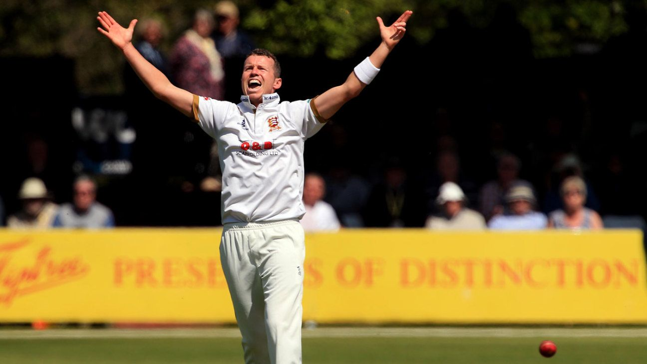 Peter Siddle crowns Essex spell with victory to leave Worcestershire winless