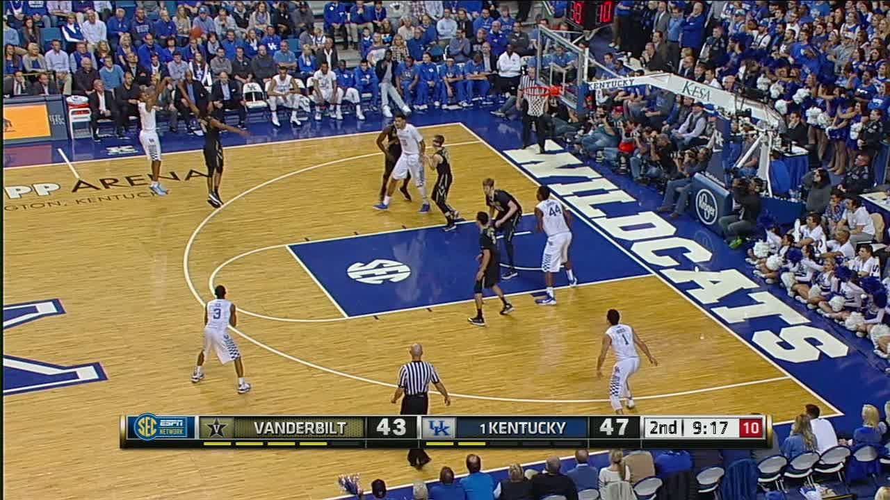 2H UK A. Harrison made Three Point Jumper. Assisted by W ...