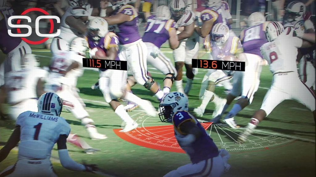 Sport Science: Leonard Fournette's elite agility