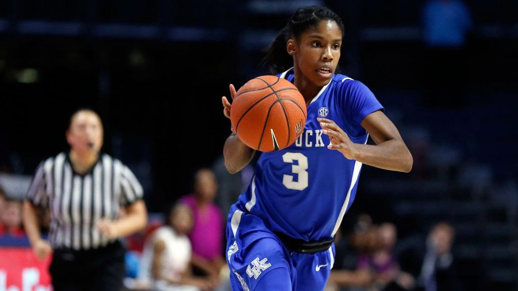 Thompson lifts No. 18 UK women to 70-58 win vs. LSU