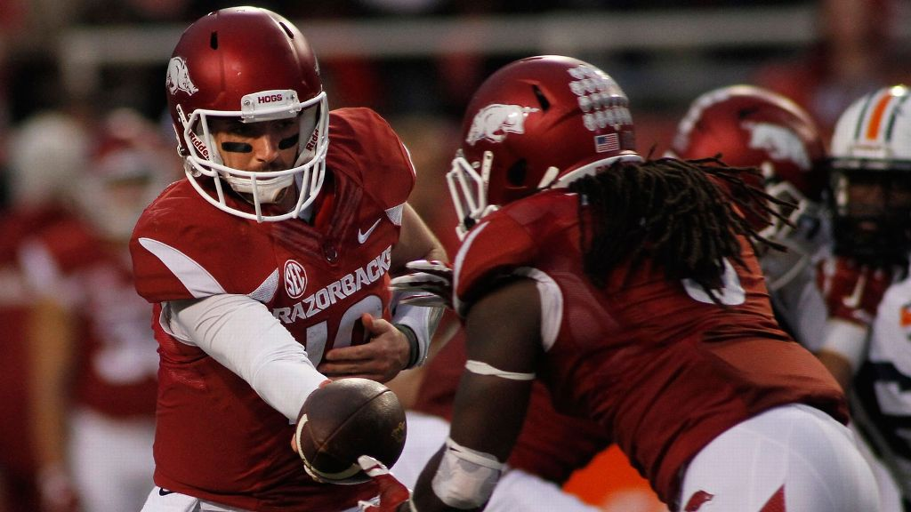 Four Razorbacks taken on Day 3 of NFL Draft