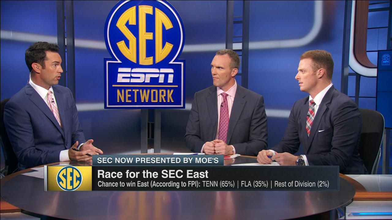 Race for the SEC East