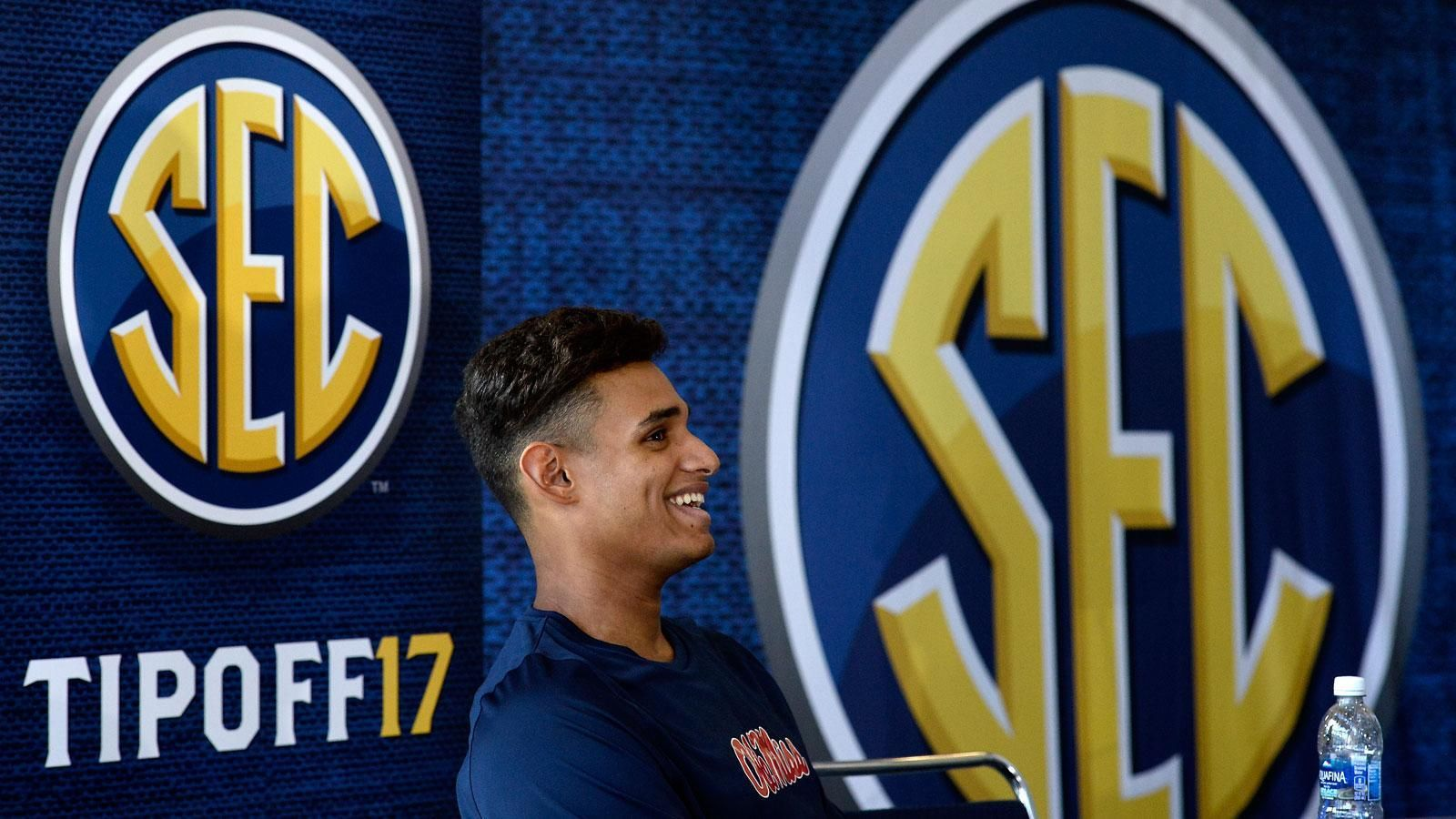 Best of SEC Men's Basketball Media Day