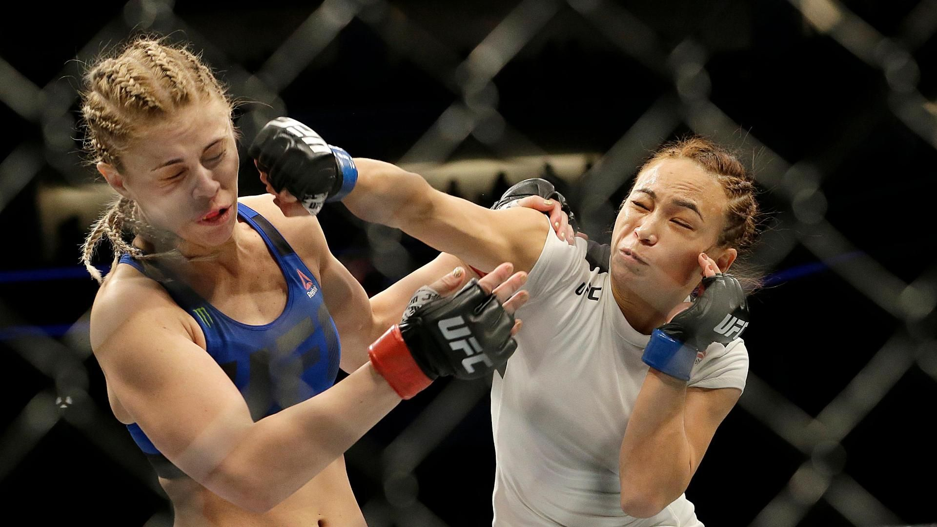 vanzant women Vanzant has her eye on december return paige vanzant tells ariel helwani about her second arm surgery and explains the steps needed to ensure a return to the octagon by the end of the year.