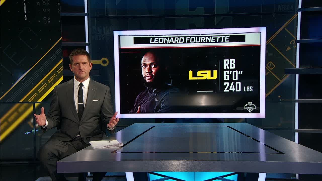 McShay believes Fournette will have success in NFL
