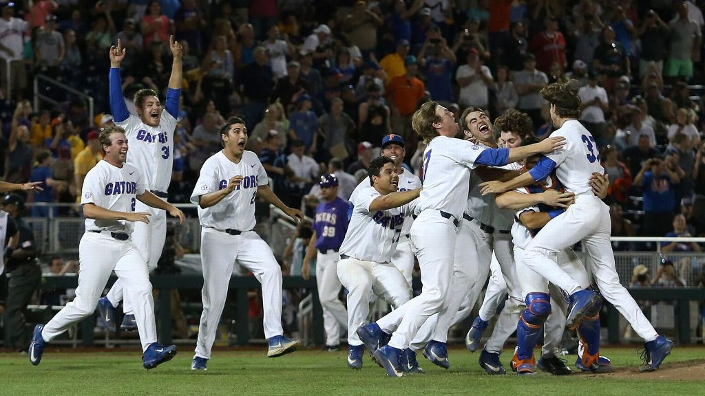 Florida wins first CWS title in program history