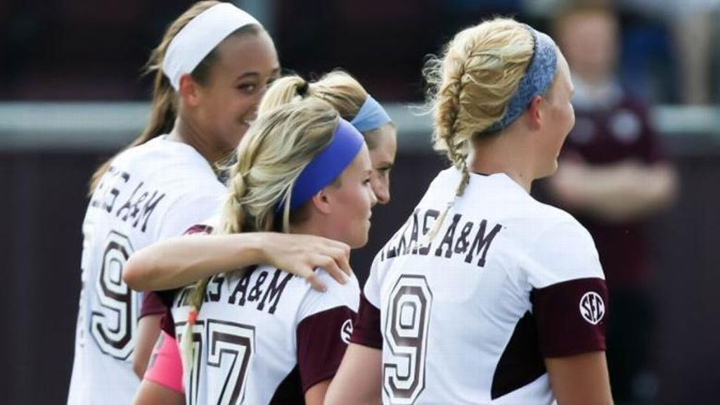 No. 19 A&M escapes with 2-1 win over UGA in 2OT