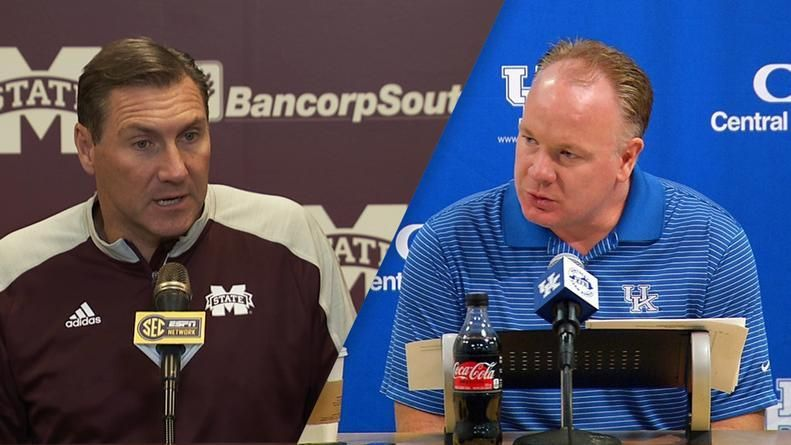 Mullen, Stoops expecting gutsy contest in Week 8