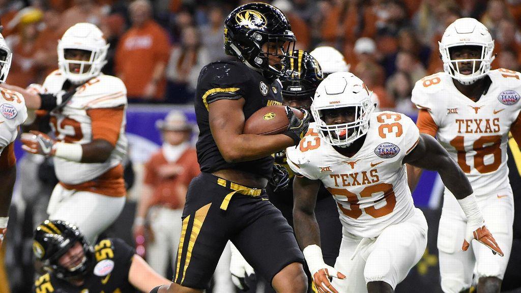 Missouri ends season with 33-16 loss vs. Texas