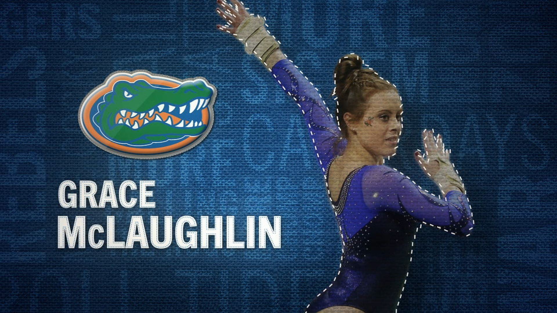 I am the SEC: Florida's Grace McLaughlin