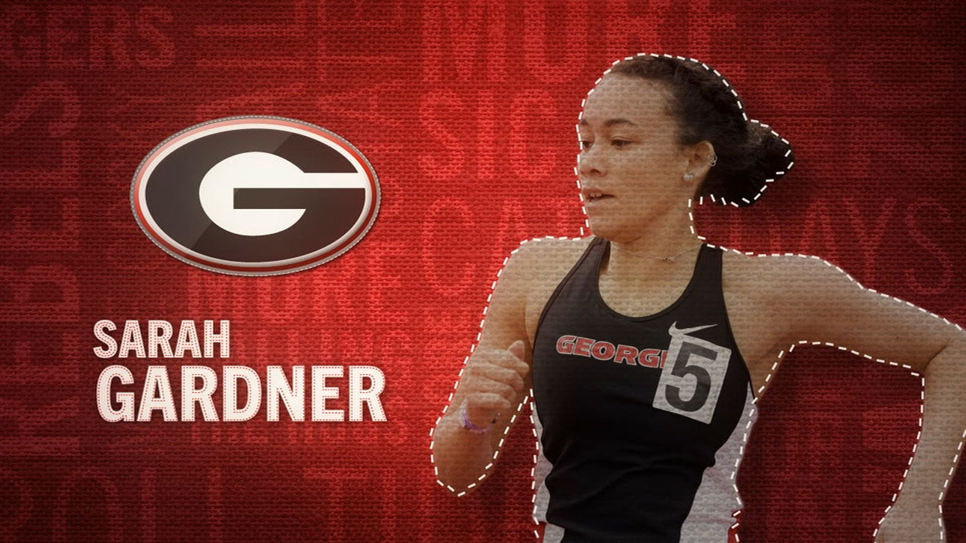 I am the SEC: Georgia's Sarah Gardner