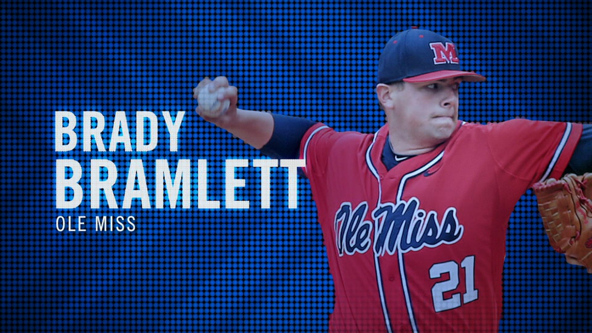 I am the SEC: Ole Miss' Brady Bramlett